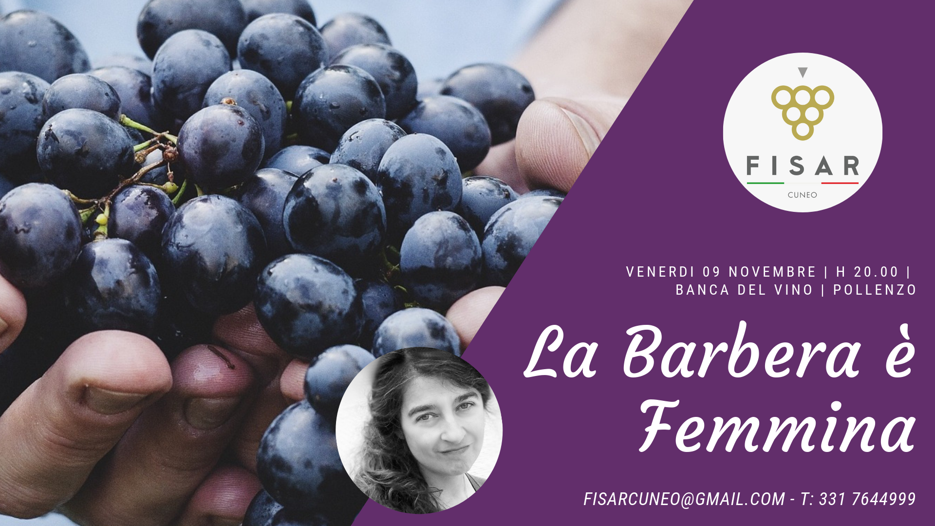 La Barbera è Femmina